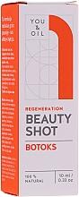 Fragrances, Perfumes, Cosmetics Face Serum - You & Oil Beauty Shot Botoks Oil / Regeneration Face Serum