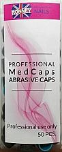 Fragrances, Perfumes, Cosmetics Pedicure Abrasive Caps, 10/150 - Ronney Professional
