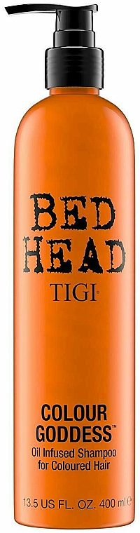Color Enhancing Shampoo - Tigi Bed Head Colour Goddess Oil Infused Shampoo