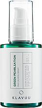 Fragrances, Perfumes, Cosmetics Soothing Face Serum - Klavuu Green Pearlsation Pha Calming Serum