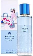 Fragrances, Perfumes, Cosmetics Aigner Ladies Day Paris - Eau de Toilette
