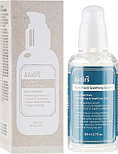 Fragrances, Perfumes, Cosmetics Moisturizing & Softening Face Serum - Klairs Rich Moist Soothing Serum