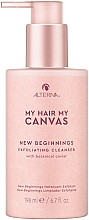 Fragrances, Perfumes, Cosmetics Scalp Exfoliator & Cleanser - Alterna My Hair My Canvas New Beginnings Exfoliating Cleanser
