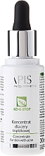 Fragrances, Perfumes, Cosmetics Face Concentrate - APIS Professional Concentrate For Acne Skin