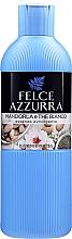 Fragrances, Perfumes, Cosmetics Shower Gel - Felce Azzurra Almond And White Tea Shower Gel
