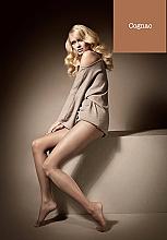 "Fragrances, Perfumes, Cosmetics Women's Tights ""Day"", 20 Den, cognac - Veneziana"