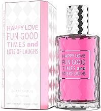 Fragrances, Perfumes, Cosmetics Omerta Happy Love Fun For Women - Eau de Parfum