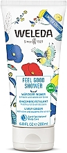 Fragrances, Perfumes, Cosmetics Nourishing Shower Gel - Weleda Feel Good