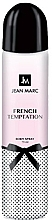 Fragrances, Perfumes, Cosmetics Jean Marc French Temptation - Deodorant