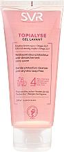 Fragrances, Perfumes, Cosmetics Cleansing Gel for Dry & Sensitive Skin - SVR Topialyse Gel Lavant