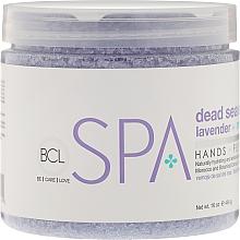 Fragrances, Perfumes, Cosmetics Sea Salt - BCL SPA Jasmine Lavender Salt Soak
