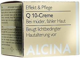 Fragrances, Perfumes, Cosmetics Q10 Cream - Alcina Q 10 Creme