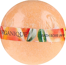 "Fragrances, Perfumes, Cosmetics Fizzy Bath Bomb ""Mango"" - Organique Bath Bomb Mango"
