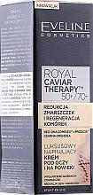 Fragrances, Perfumes, Cosmetics Gorgeous Smoothing Eyelid Cream - Eveline Cosmetics Royal Caviar Therapy Eye Cream