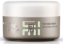 Fragrances, Perfumes, Cosmetics Matte Transforming Clay - Wella Professionals EIMI Texture Touch