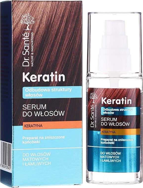 Hair Fluid - Dr. Sante Keratin