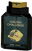 Fragrances, Perfumes, Cosmetics Omerta Golden Challenge For Men - Eau de Toilette