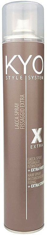 Hairspray - Kyo Style System Hairspray Extra Strong — photo N1