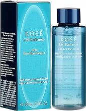 Fragrances, Perfumes, Cosmetics Moisturizing Lotion - Kose Cellular Radiance Multi-Purpose Lotion Hydrator
