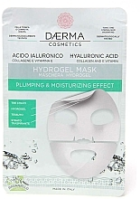 Fragrances, Perfumes, Cosmetics Pumping and Moisturizing Hydrogel Mask - Daerma Cosmetics Hyaluronic Acid Hydrogel Mask