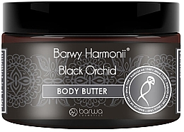 """Fragrances, Perfumes, Cosmetics Body Butter """"Black Orchid"""" - Barwa Harmony Body Butter Black Orchid"""