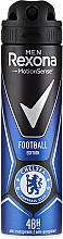 Fragrances, Perfumes, Cosmetics Antiperspirant Spray - Rexona Chelsea Spray