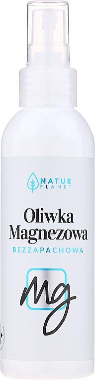 Magnesium Olive Oil, odorless - Natur Planet — photo N1