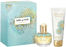 Fragrances, Perfumes, Cosmetics Elie Saab Girl Of Now - Set (edp/30ml + b/lot/75ml)