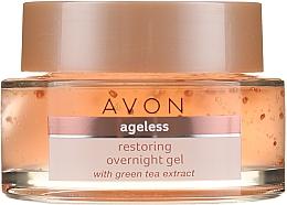 Fragrances, Perfumes, Cosmetics Night Facial Gel - Avon True Nutra Effects Ageless Overnight Gel