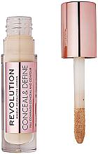 Fragrances, Perfumes, Cosmetics Face Concealer - Makeup Revolution Conceal and Define Concealer