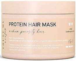 Fragrances, Perfumes, Cosmetics Protein Mask for Medium Porosity Hair  - Trust My Sister Medium Porosity Hair Protein Mask