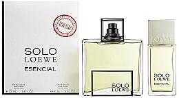 Fragrances, Perfumes, Cosmetics Loewe Solo Esencial - Set (edt/100ml+ edt/30ml)