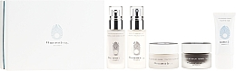 Fragrances, Perfumes, Cosmetics Set - Omorovicza Discovery Set (mask/15ml + tonic/30ml + balm/15 ml + foam/30ml + f/cr/30ml)