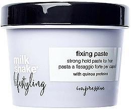 Fragrances, Perfumes, Cosmetics Hair Wax - Milk Shake Lifestyling Lifestyling Fixing Paste