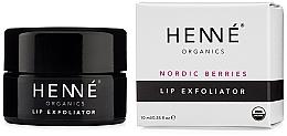 Fragrances, Perfumes, Cosmetics Lip Exfoliator - Henne Organics Nordic Berries Lip Exfoliator