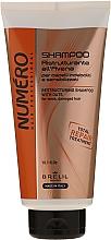 Fragrances, Perfumes, Cosmetics Repair Shampoo - Brelil Numero Brelil Numero Restructuring Shampoo with Oats