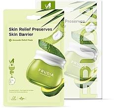Fragrances, Perfumes, Cosmetics Relief Avocado Sheet Mask - Frudia Avocado Relief Mask