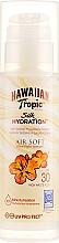 Fragrances, Perfumes, Cosmetics Sun Lotion for Body - Hawaiian Tropic Silk Hydration Air Soft Sun Lotion SPF 30