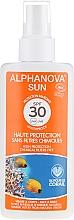 Fragrances, Perfumes, Cosmetics Sunscreen Spray - Alphanova Sun Protection Spray SPF 30