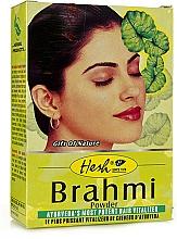 "Fragrances, Perfumes, Cosmetics Hair Powder ""Brahmi"" - Hesh Brahmi Powder"