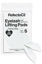 Fragrances, Perfumes, Cosmetics Silicone Eyelash Lifting Pads - RefectoCil Eyelash Lifting Pads S