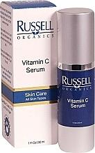 Fragrances, Perfumes, Cosmetics Vitamin C Face Serum - Russell Organics Vitamin C Serum