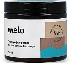 Fragrances, Perfumes, Cosmetics Detoxifying Mud Peeling - Melo