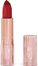 Fragrances, Perfumes, Cosmetics Matte Lipstick - Nabla Cult Matte Soft Touch Lipstick
