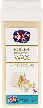 "Fragrances, Perfumes, Cosmetics Depilatory Wax in Cartridge ""White Chocolate"" - Ronney Wax Cartridge White Chocolate"