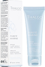 """Fragrances, Perfumes, Cosmetics Face Mask """"Absolute Cleansing"""" - Thalgo Absolute Purifying Mask"""