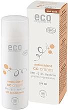 Fragrances, Perfumes, Cosmetics Facial CC Cream - Eco Cosmetics Tinted CC Cream SPF30