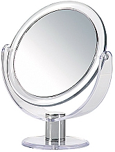 Fragrances, Perfumes, Cosmetics Table Mirror, Round, Double-Sided, 17 cm - Donegal Mirror