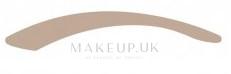 Brow Mascara - Astra Make-up Lover Eyebrow Mascara — photo 01 - Blonde