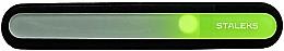 Fragrances, Perfumes, Cosmetics Crystal Nail File, FBC-12-195, light green - Staleks